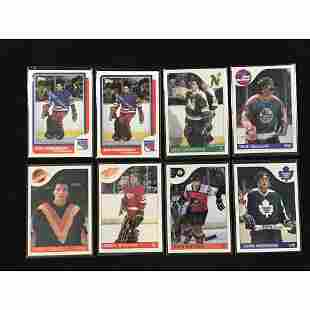 Over 600 1984-1986 Topps Hockey Card With Stars
