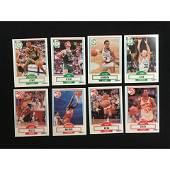 1990-91 Fleer Basketball Complete Set