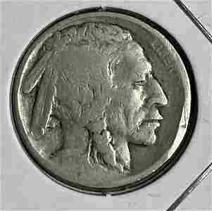 1913-s Type 2 Buffalo Nickel