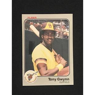 1983 Fleer Tony Gwynn Rookie Mint