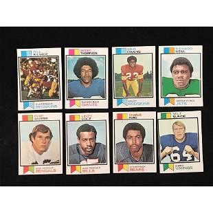 473 Mint 1973 Football Cards