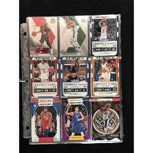 27 2019-20 Panini Basketball Stars