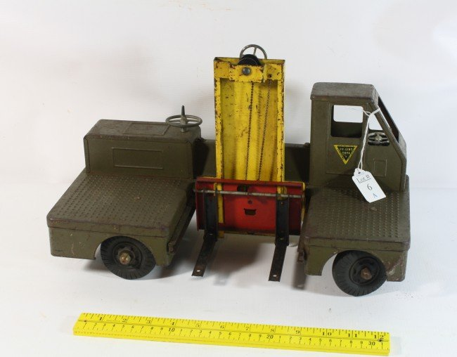 6A: NYlint Missile Carrier