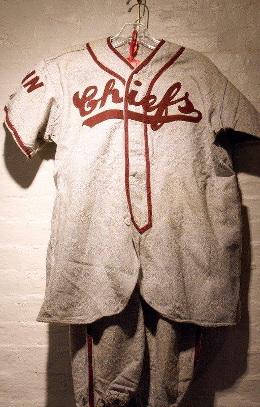 8A: Chiefs Baseball Uniform