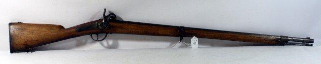 45: Civil war era musket
