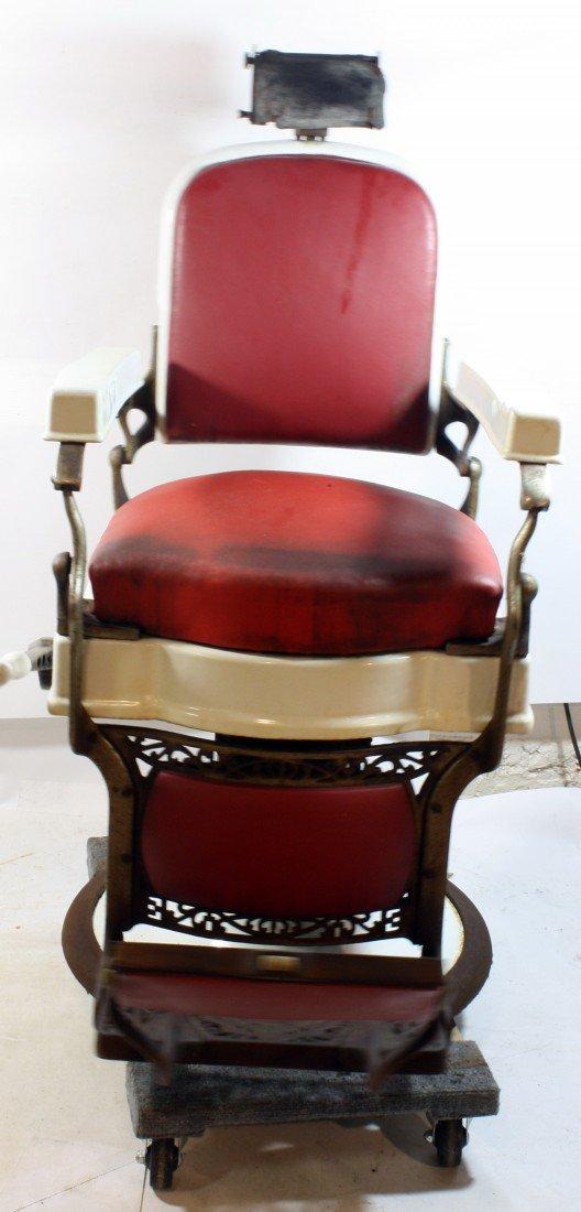 19: Koken Barber Chair