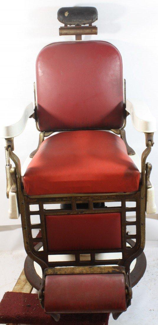 20: Theo Koch Barber Chair