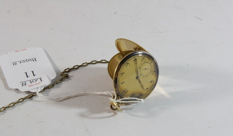 11: 18Kt. Vacheron & Constantine Swiss Pocket watch