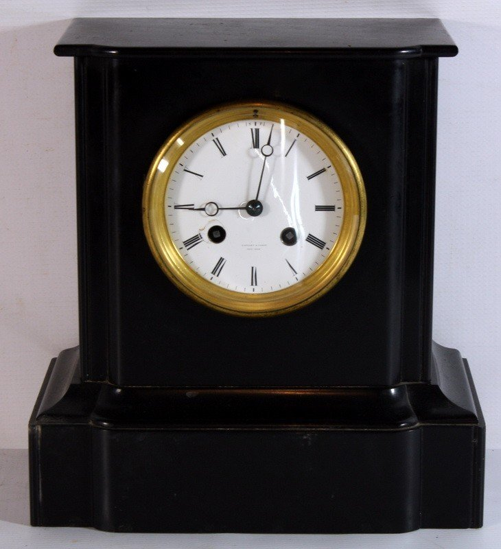 10A: Tiffany and Company Shelf Clock
