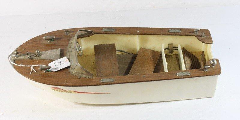 15A: Boat model