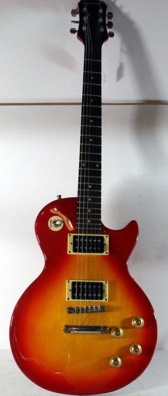 140: Epiphone Les Paul Model Electric guitar