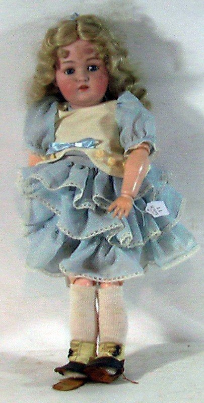"11: 24"" Open Mouth Doll JDK #214 Made in Germany"