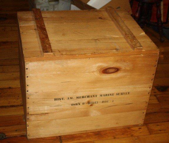 18: History of The American Merchant MArine Vessels 7 V