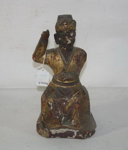 2: 19th Century Chinese Carving from Hubei Province of