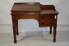 6: Pine writing desk