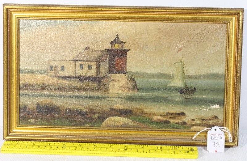 12A: OOB of Lighthouse 13x7