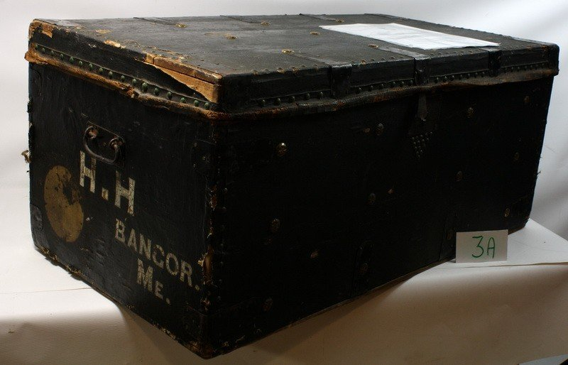 3A: Vice President Hannibal Hamlin's Trunk with Provena