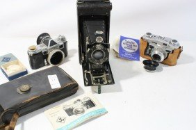 14: Old camera lot