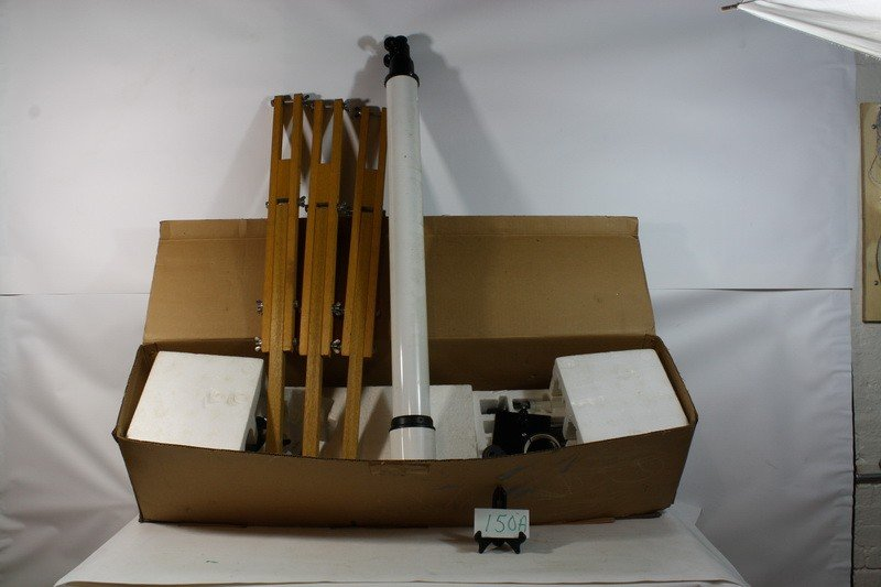 150A: Bright and Sharp Image Telescope in Box