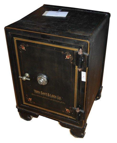 7A: York Safe and Lock Company of Pennsylvania black co