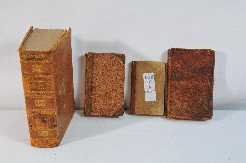 10A: Book lot 1834 Journal of the Frankilin Institute.