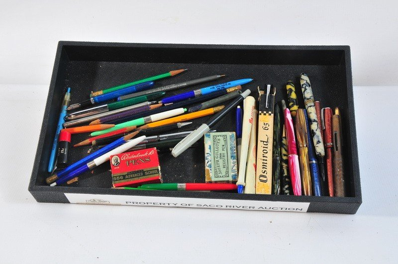 11A: Old fountain pens