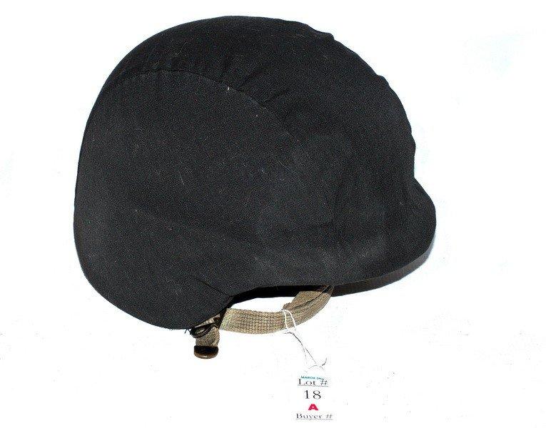 18A: Kevlar Military helmet