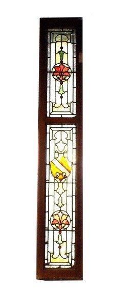 20: 66x12  Stained glass window
