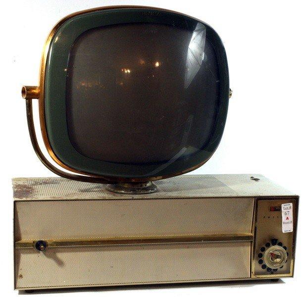 67A: Philco Predicta TV 1958 in working condition