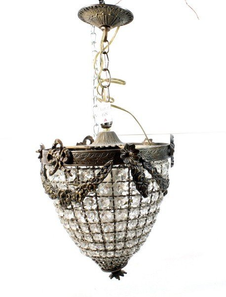 68A:  Beehive shaped Decorative Hanging Lig