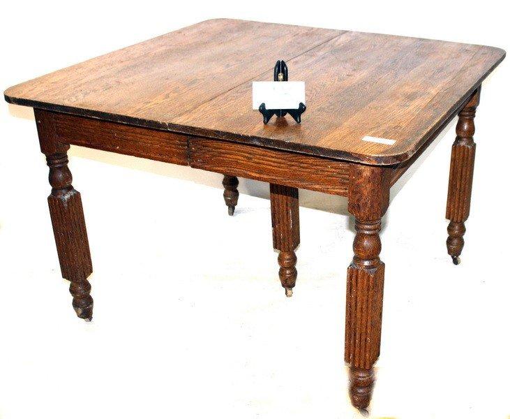 74A: Oak Table