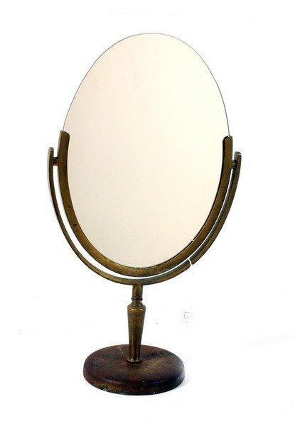 77: Victorian shaving mirror