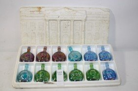 Collector Decanter Bottles Of The President's Of T