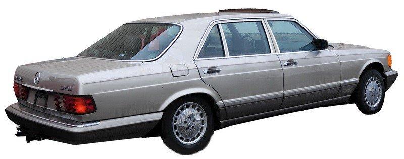 530C: 1987 Mercedes 300SDL  approx. 265K Mileage Runnin