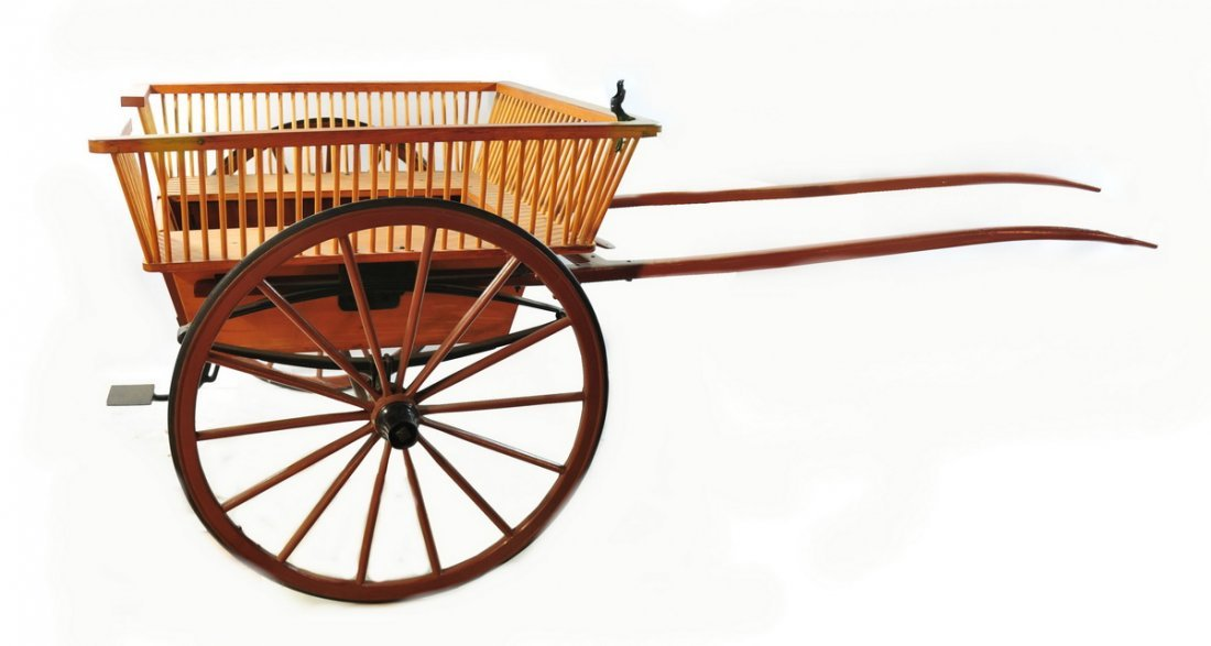 21: Refinished Governors Wagon in fantastic condition