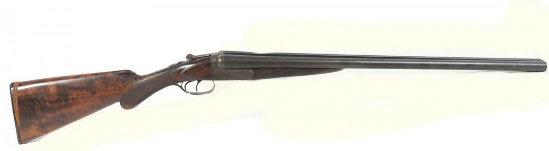 13: Model 1894 Remington Side BY Side 12 Gauge Shotgun