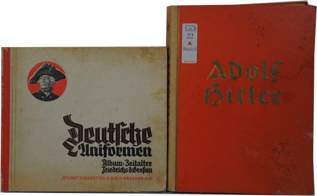 22A: 1936 Hitler Photo Album, 1932 German Colonial Unif