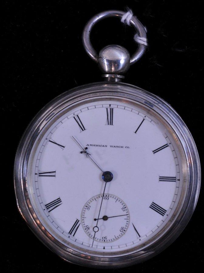 1: Waltham Railroad Watch
