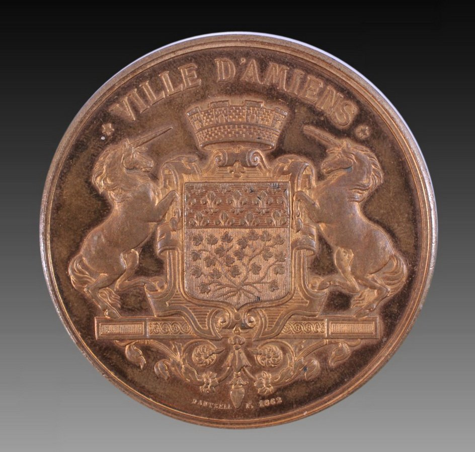 3: French Bronze Medals