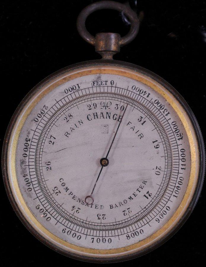 8: Pocket Barometer