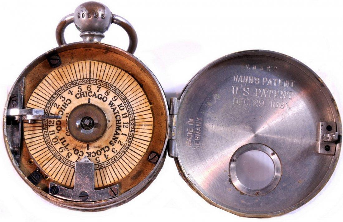 13: Watchman Clock