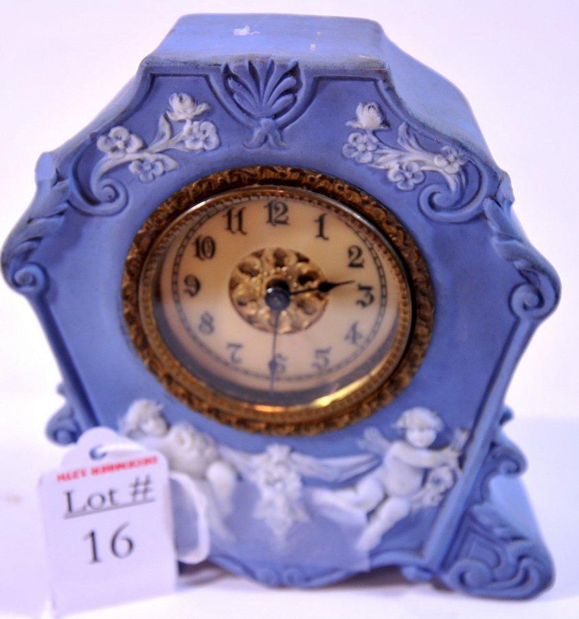 16: New Haven Desk Clock