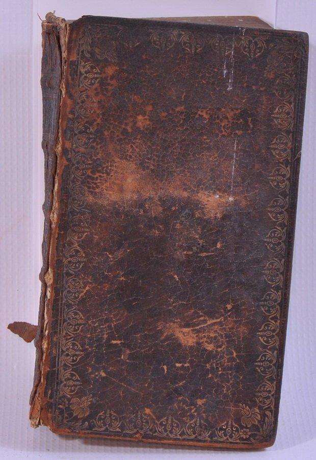21: 18th Century Lutheran Bible