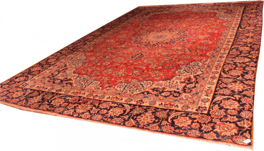 9A: Beautiful 9x12 Oriental Rug