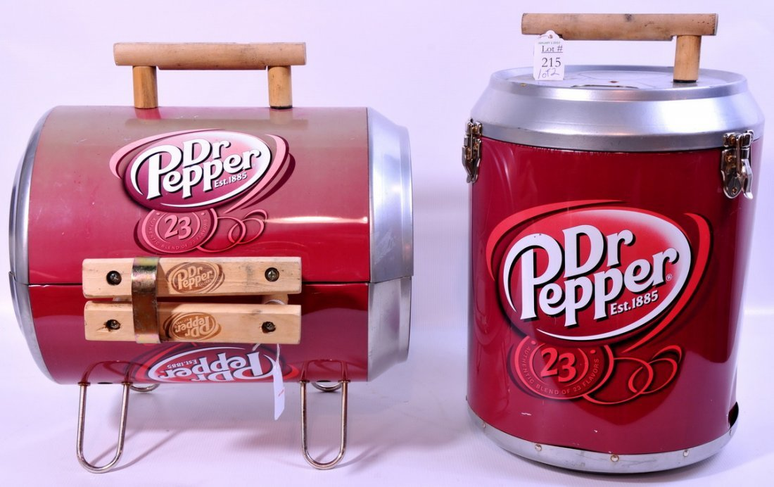 215: Dr. Pepper Grill and Cooler