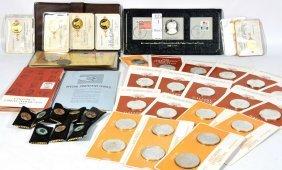 Franklin Mint Sterling Silver Lot