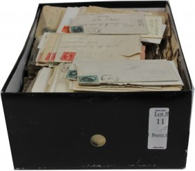 Collection of estate letters