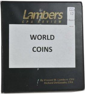 Binder of World Coins