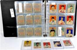 1949 Bowman Complete Set