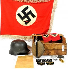 Nazi War Trophies